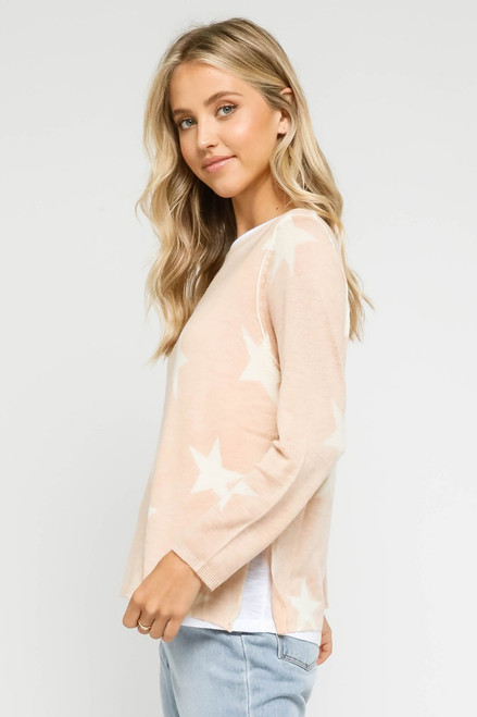 Alice Star Lined Sweater Top