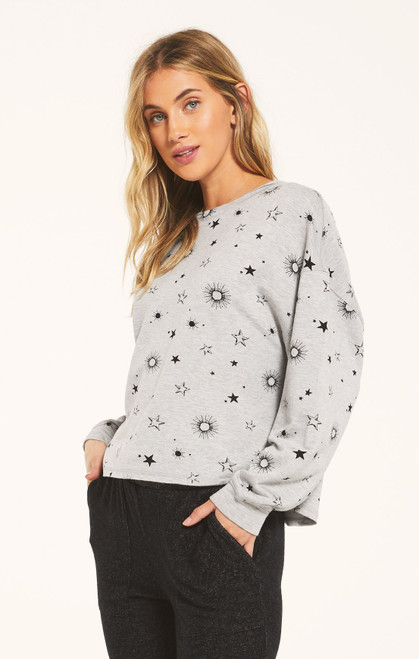 Jessie Star Long Sleeve Top