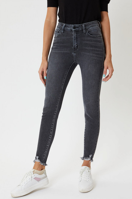 Adeline High Rise Ankle Skinny
