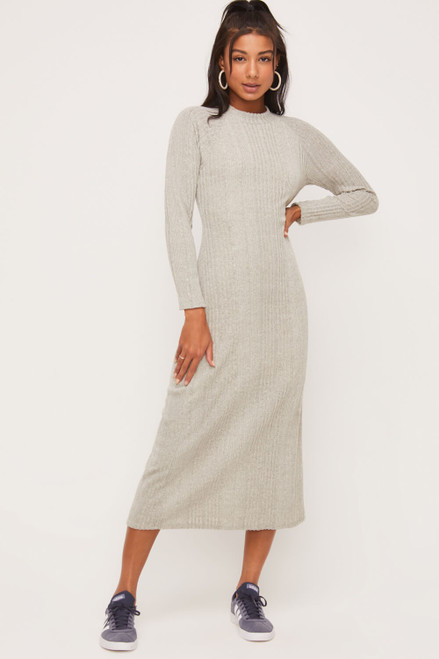 Krista Maxi Sweater Dress