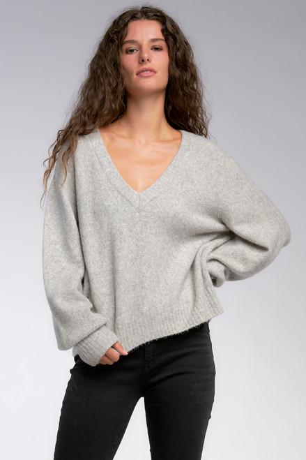 Candace V Neck Sweater