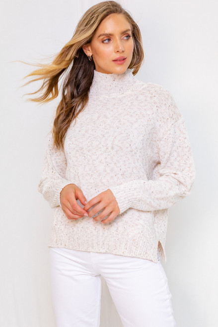 Krista Turtleneck Sweater