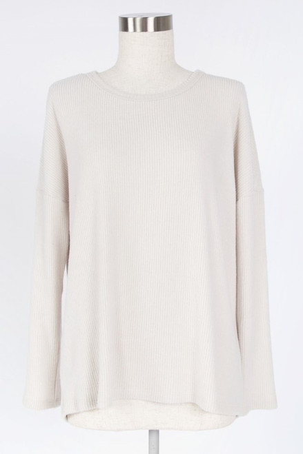Clair Long Sleeve Twist Top