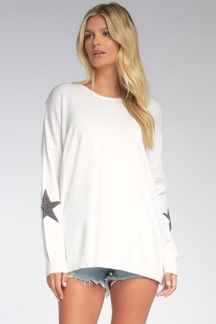 Star Bright Long Sleeve Top