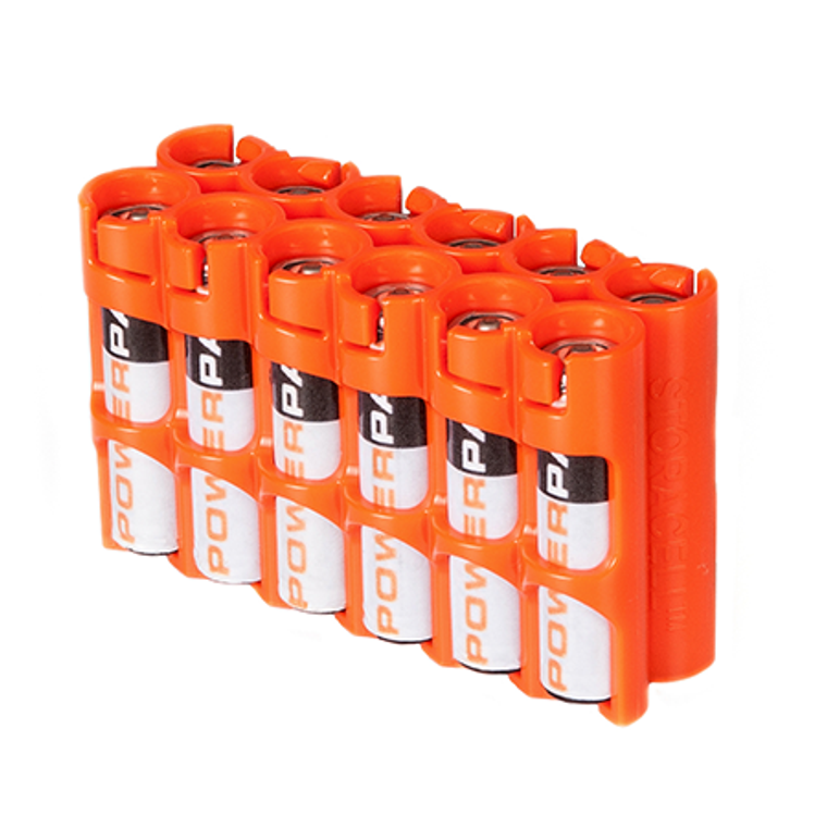 12 AAA Orange