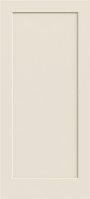 1 Panel Madison Smooth Moulded Door