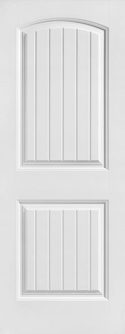 2 Panel Cheyenne Door Slab