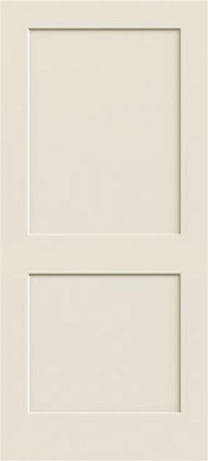 2 Panel Monroe Moulded Door