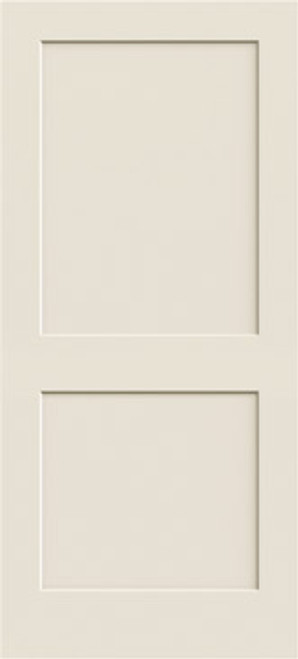 2 Panel Monroe Moulded Door