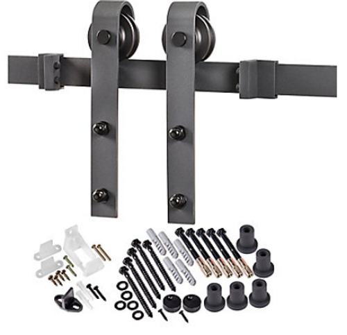 Bent Strap Barn Door Kit