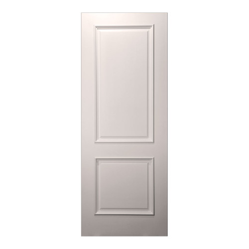 Prestige Collection: 2 Panel Raised Panel Raised Moulding Door