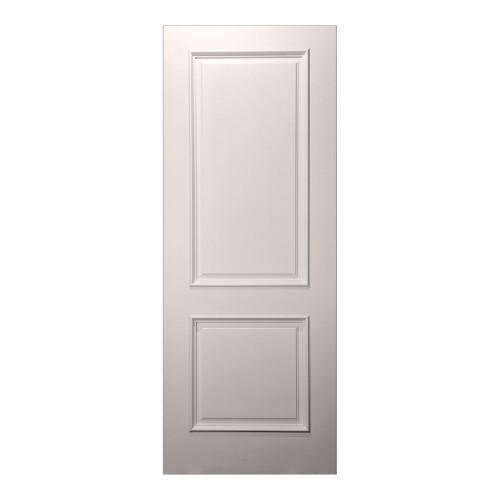 Prestige Collection: 2 Panel Raised Panel Raised Moulding Door