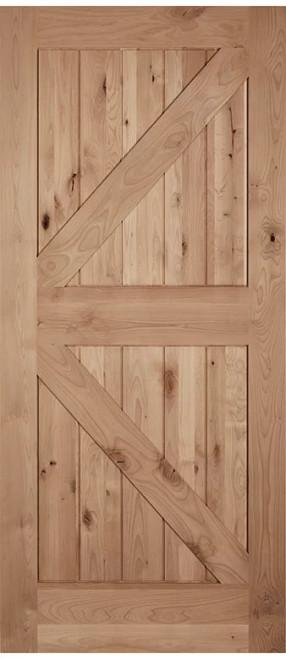 8401 BK Barn Door