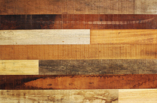 Mixed Reclaimed Exotic Wood
