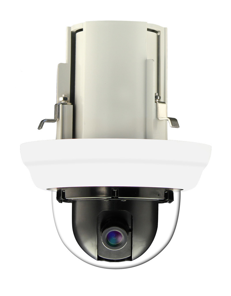 HD6022-FPW 2MP In-Ceiling Repositionable IP Dome Camera with WDR