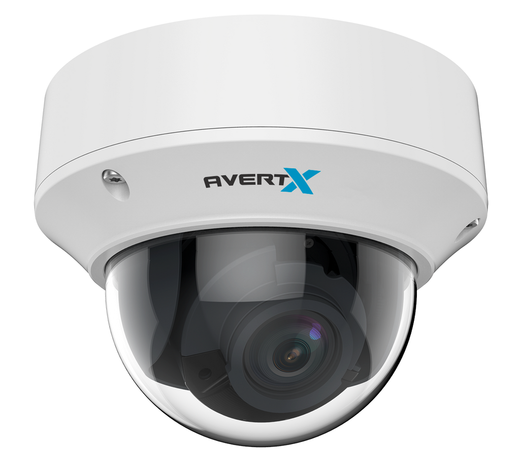 Refurbished HD828 4K IR Autofocus Zoom Indoor/Outdoor IP Dome Camera with True WDR