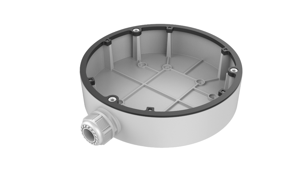 HD119 360° Dome Camera Junction Box Mount