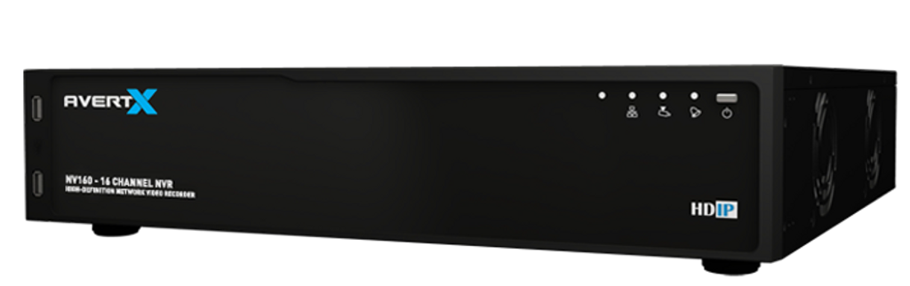 Refurbished 16 Channel HD+ Network Video Recorder with 4TB Storage