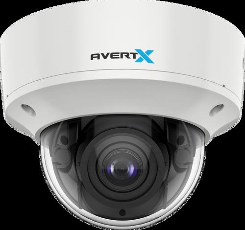 Refurbished HD838 4K IR Autofocus Zoom Indoor/Outdoor IP Dome Camera with Smart Analytics