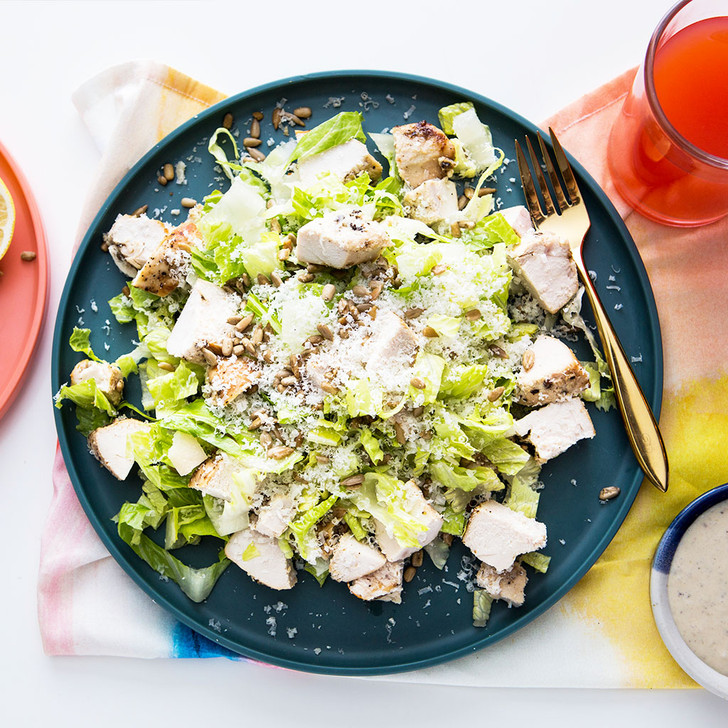 LEMON PEPPER CHICKEN SALAD  combo