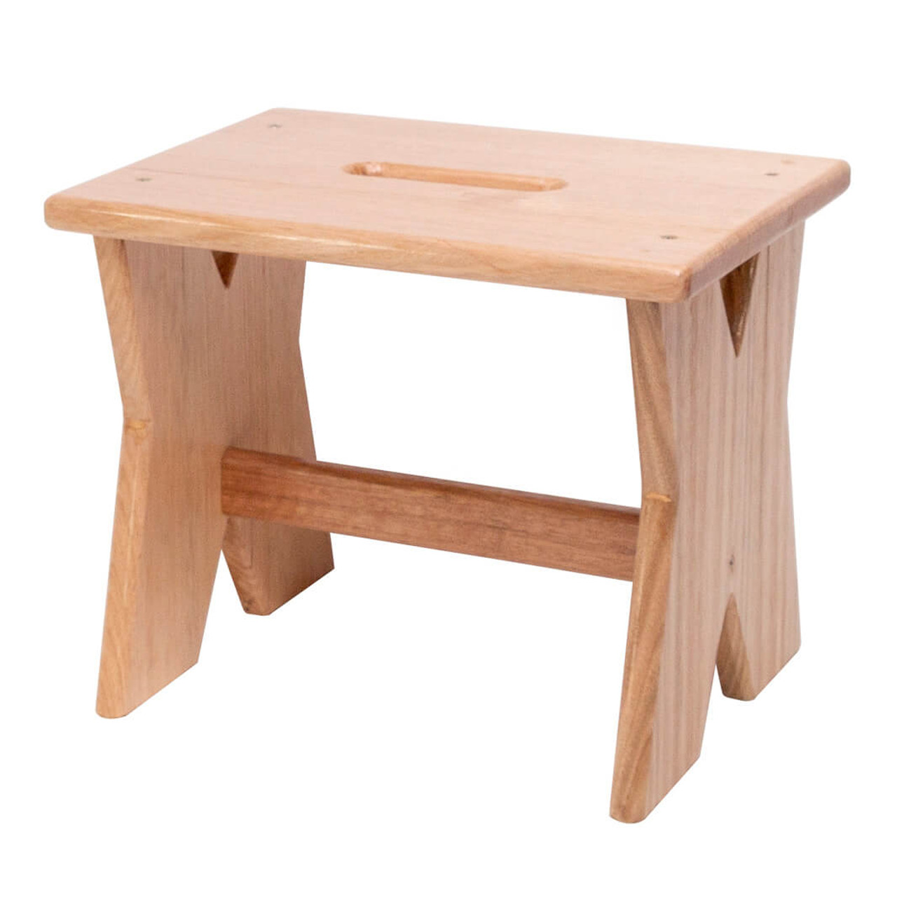 Miraculous Step Stool Wooden Tasmanian Oak 1 Step 11 High Tall Step Stool Gmtry Best Dining Table And Chair Ideas Images Gmtryco