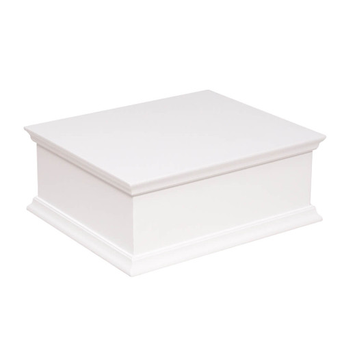 This companion cremation urn holds approximately 10L of cremated remains and has a capacity of 610 cubic inches which is suitable for holding cremains of two adults with a bodyweight for each of approximately 305 pounds or 138Kgs.