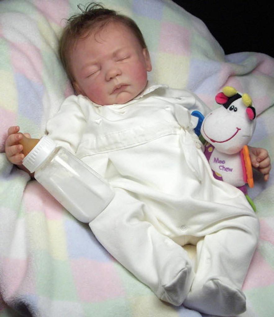 Lilah Reborn Vinyl Doll Kit by Sheila Michael
