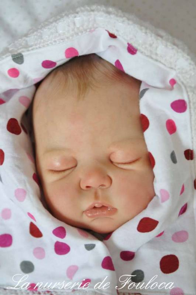 Alegra Reborn Doll Kit by Sandy Faber