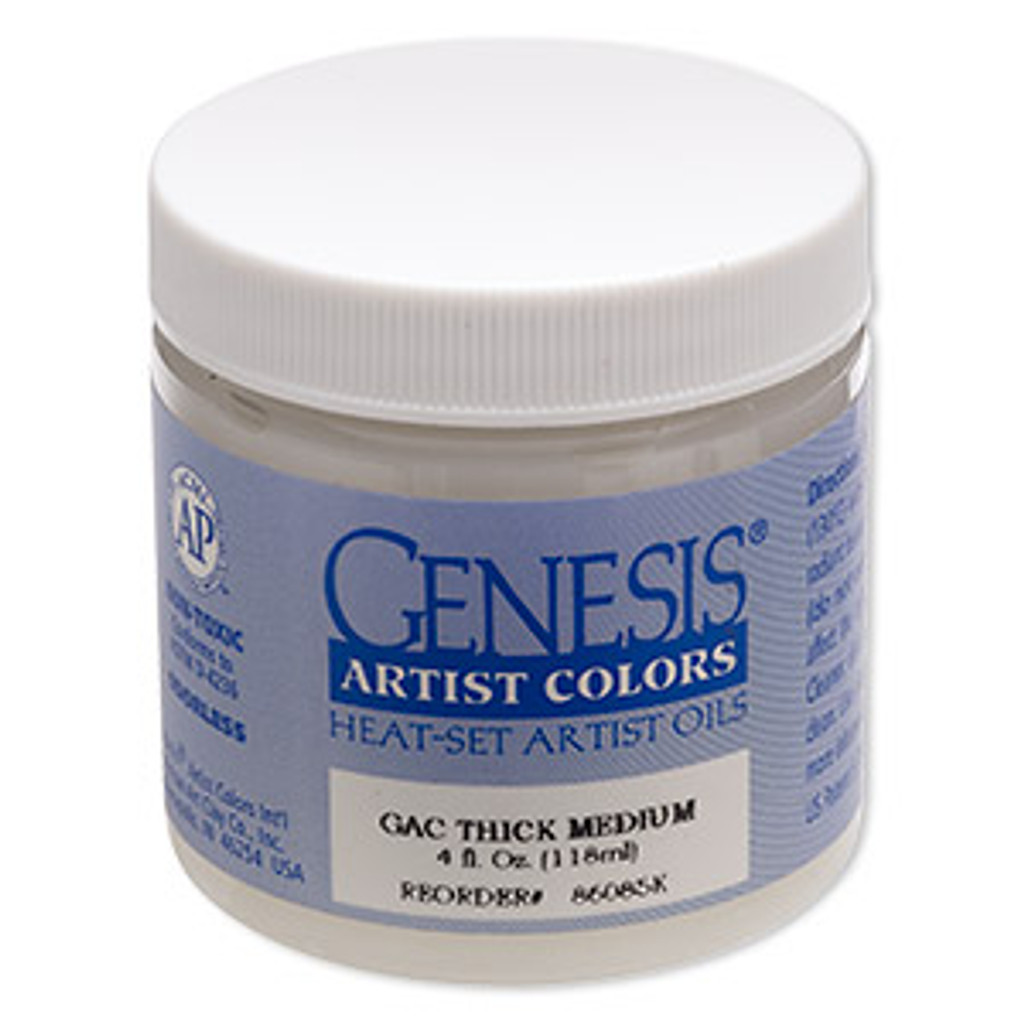 Genesis Thick Medium (4oz Jar)