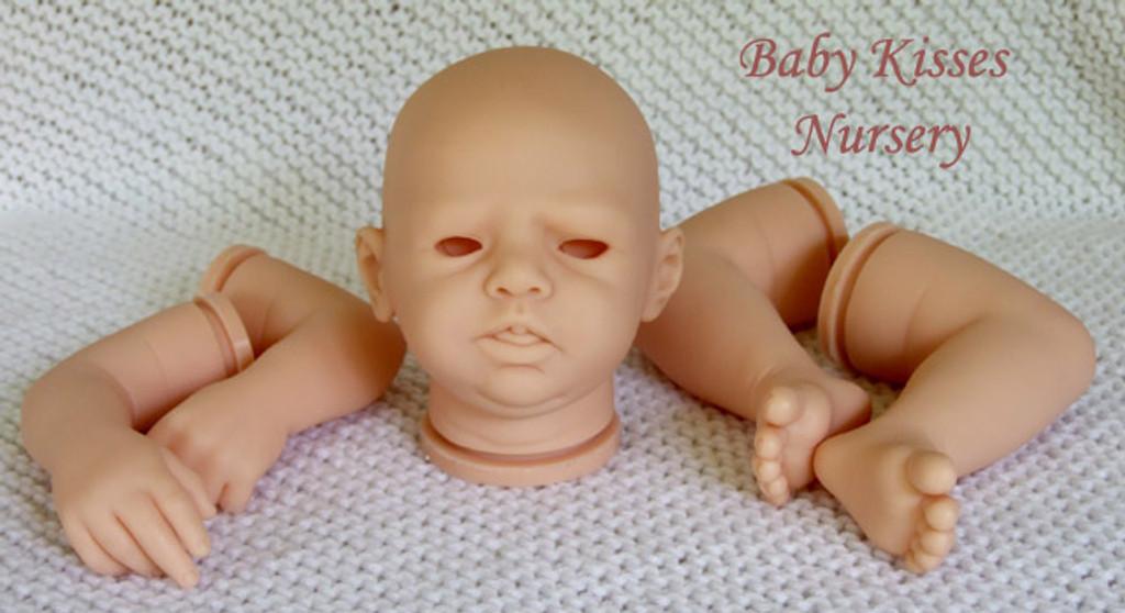 Lex Reborn Vinyl Doll Kit by Natali Blick