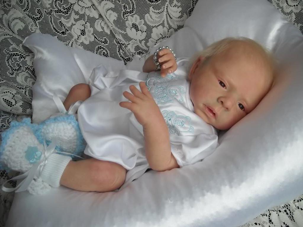 Vanessa Reborn Vinyl Doll Kit by Adrie Stoete