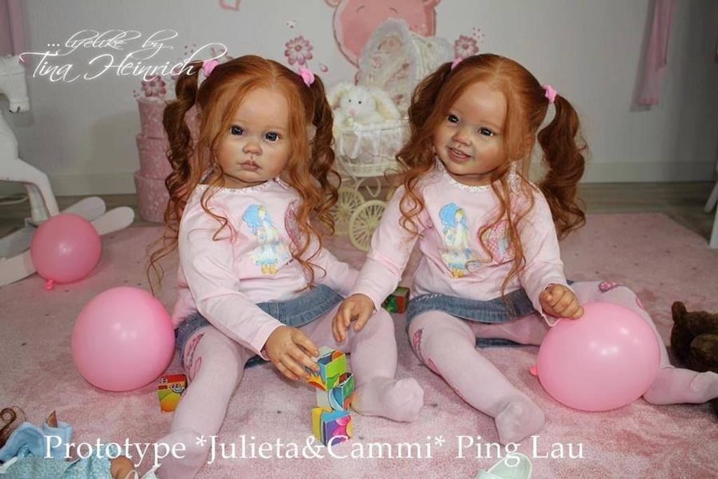 Julieta & Cammi by Ping Lau