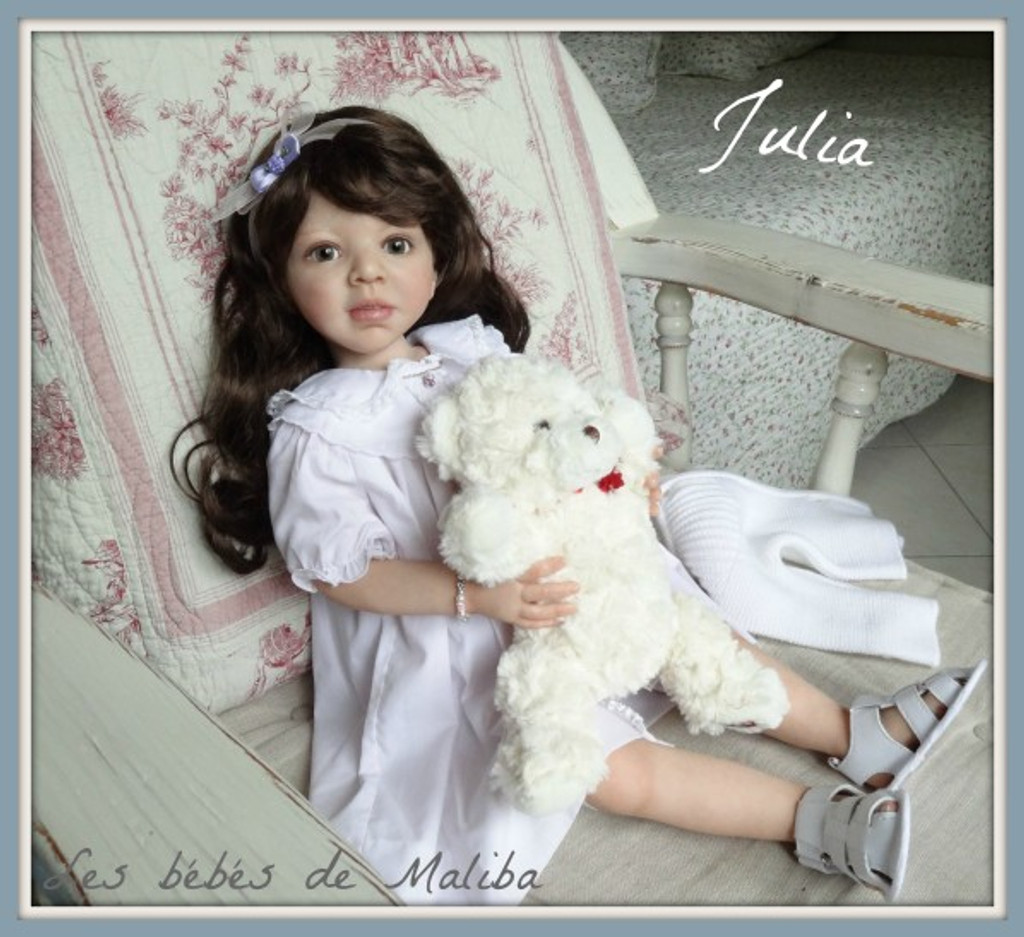 Jade Doll Kit by Danielle Zweers