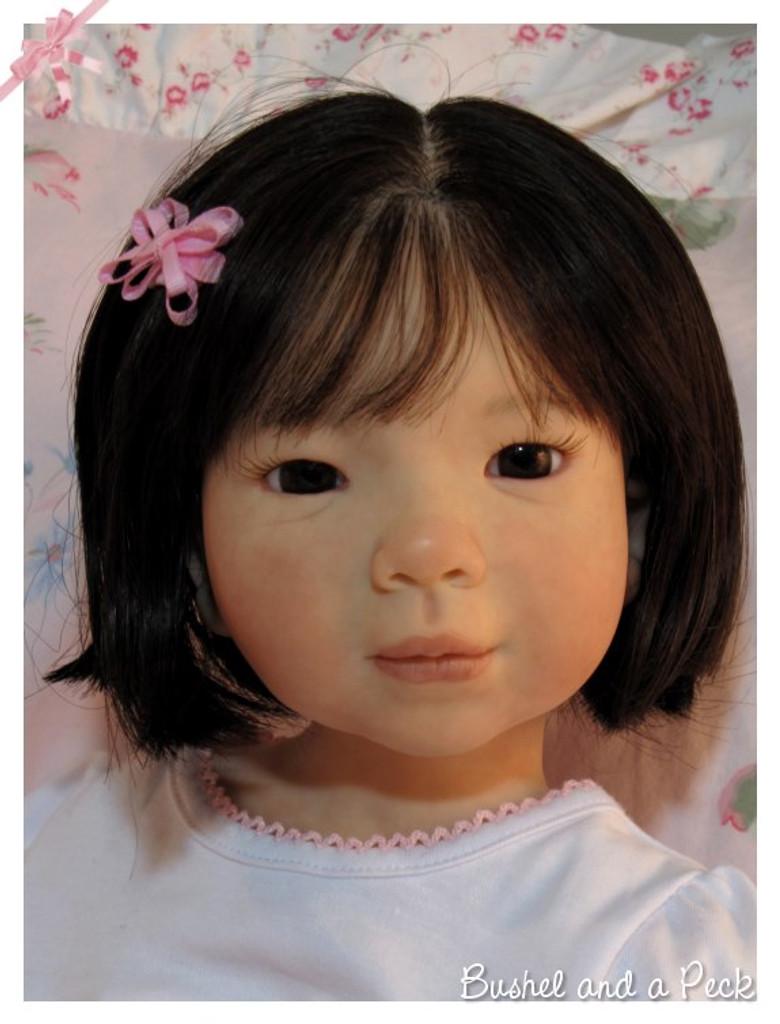 Mulan Doll Kit by Danielle Zweers