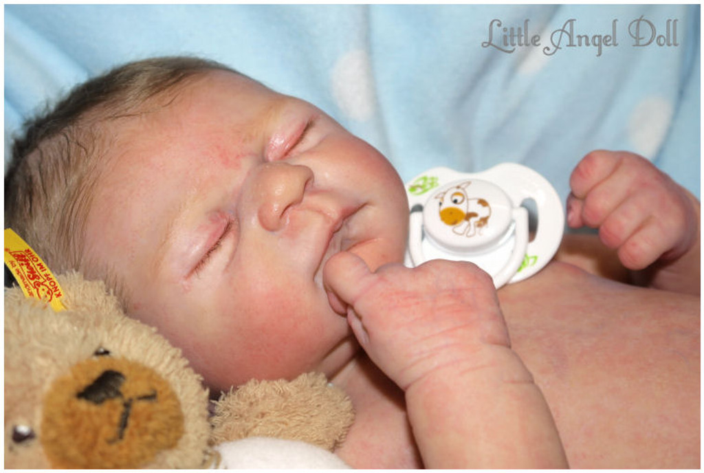 Julien Reborn Vinyl Doll Kit by Elisa Marx