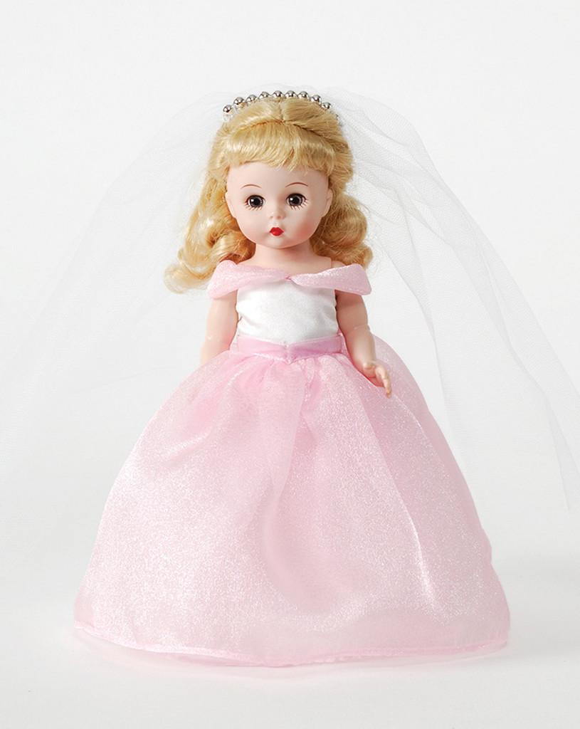 Fairy Tale Bride Sleeping Beauty Doll
