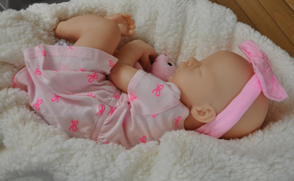 Khloe Marie Reborn Vinyl Doll Kit by Marita Winters
