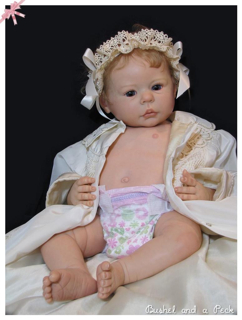 Olivia Doll Kit by Ann Timmerman - LDC