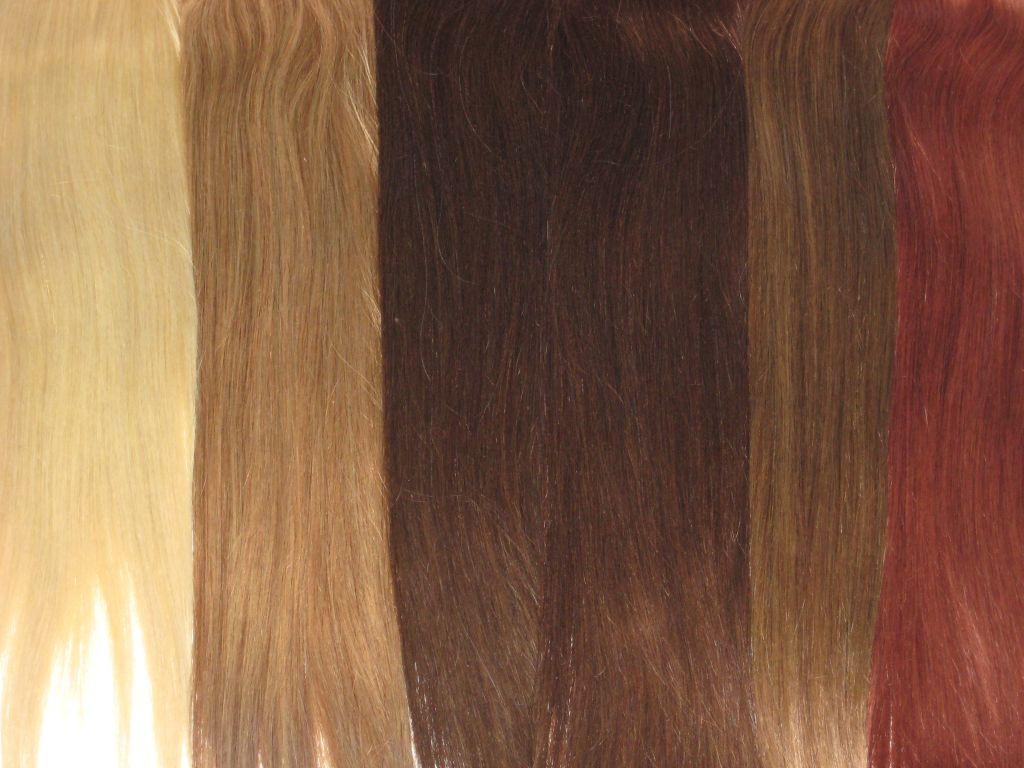 Straight Human Hair (1oz)