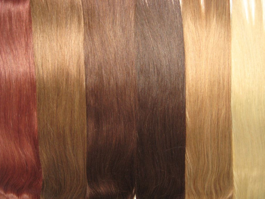 Straight Human Hair (1oz)