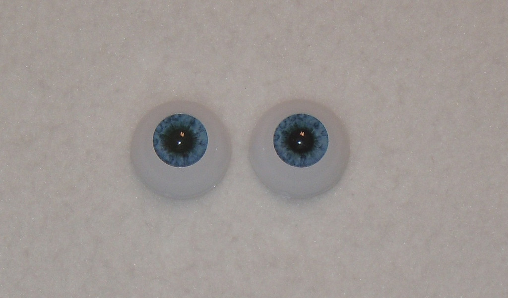 Acrylic Real Eyes in Beautiful Blue