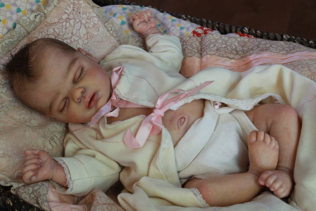 unpainted reborn doll kit Kiara By Nikky Johnston Limited Edition