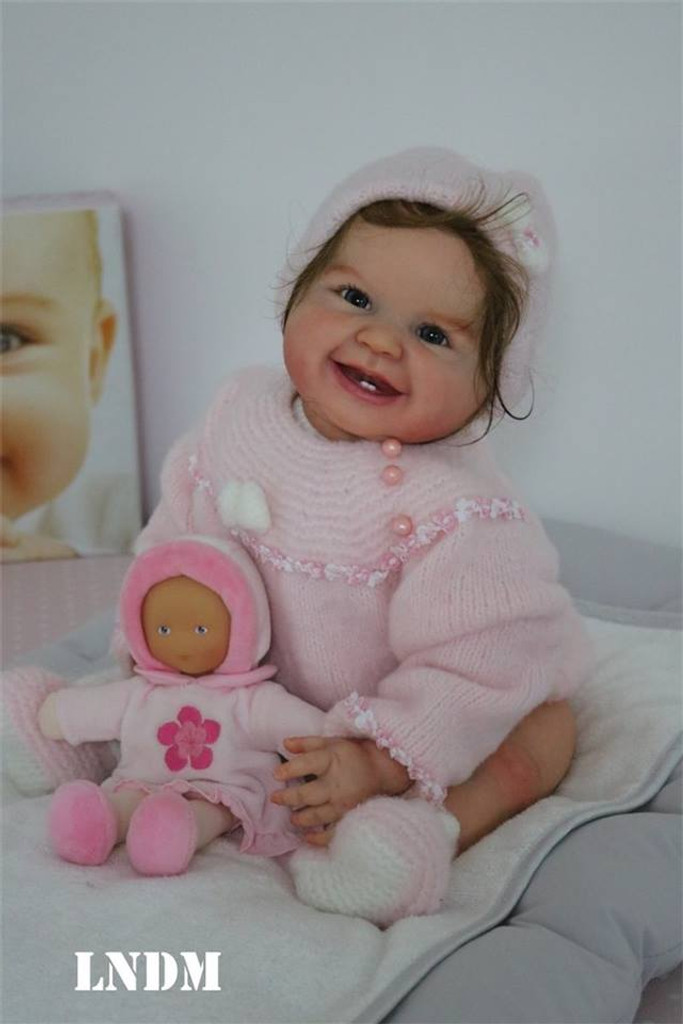 Reborn Doll 3 Piece Outfit For 12 inch Doll Juliana ~ REBORN DOLL SUPPLIES