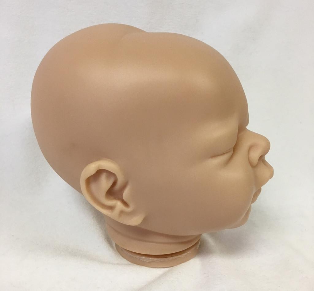 Erin Reborn Vinyl Doll Head by Adrie Stoete  Mix & Match - HEAD ONLY