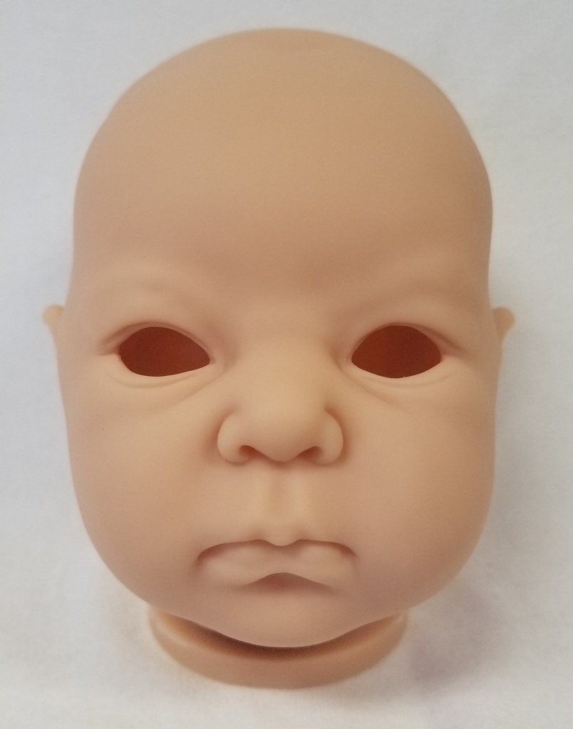 Dimitri Reborn Vinyl Doll Head by Adrie Stoete  Mix & Match - HEAD ONLY