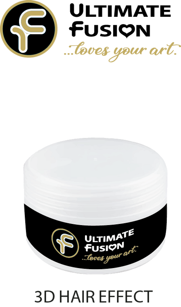 Ultimate Fusion 3D Hair Effect 15 ML