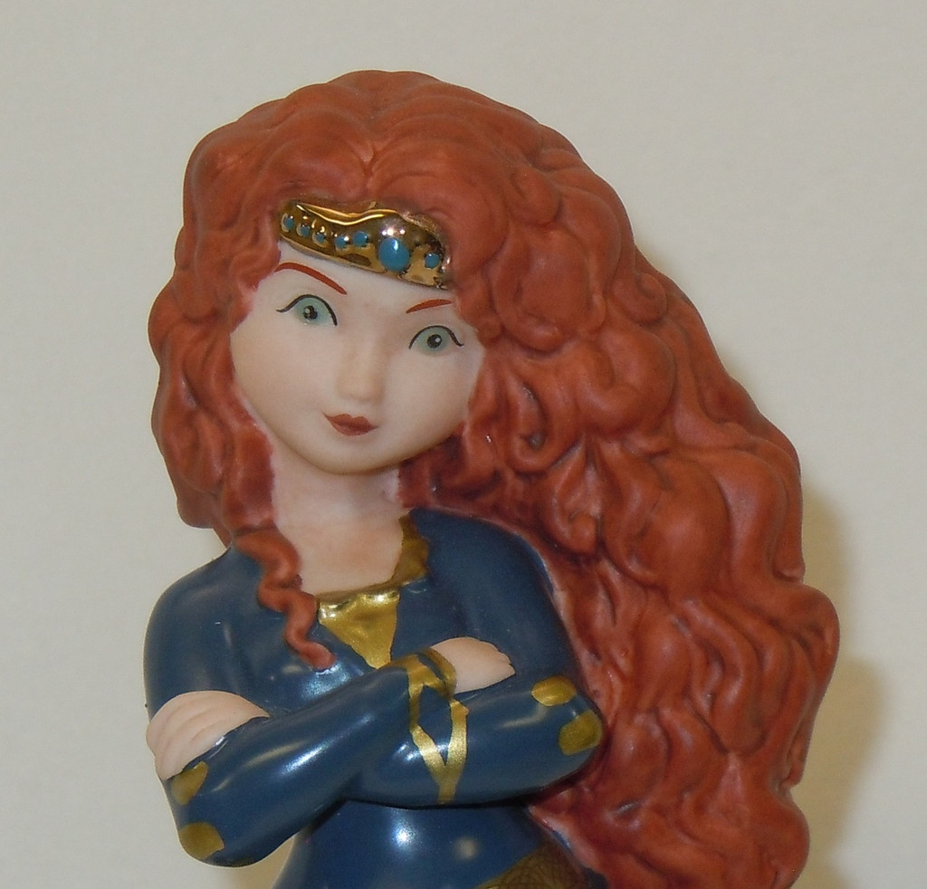 Disney Merida Bell Figurine