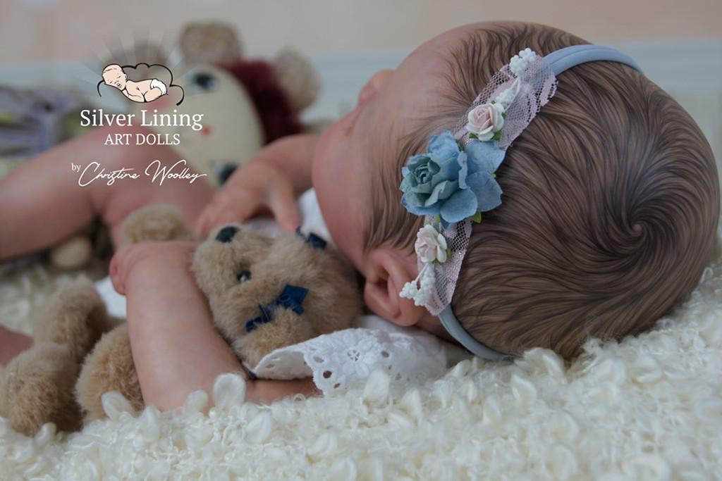Dolls & Bears Dolls Reborn PaiNtiNg TwiNs/TriPLeTs BEGINNER ...