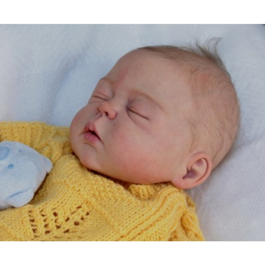 Cameron Reborn Vinyl Doll Kit by Sheila Michael