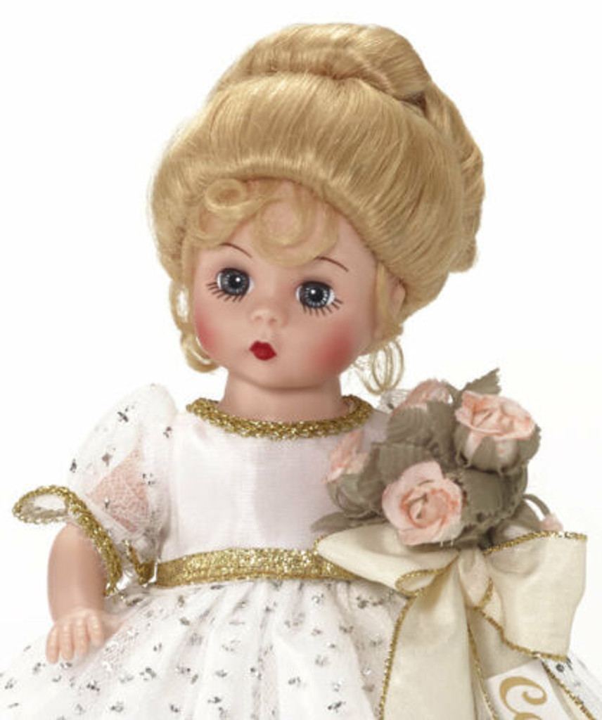"Madame Alexander   Congratulations - Wendy 8"" Collectible Doll 69755 Blonde"